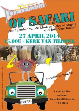 Concert Op Safari