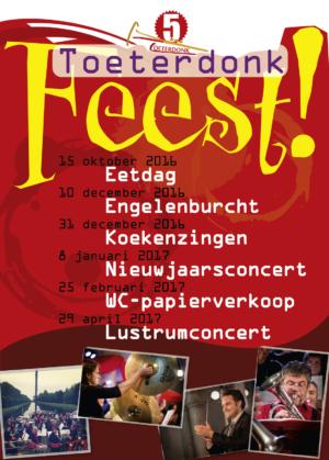 Toeterdonk Feest