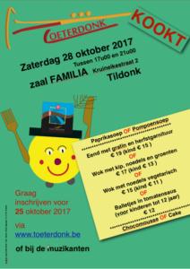 Eetdag @ Zaal Familia   Haacht   Vlaanderen   België