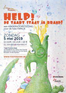 UITVERKOCHT! - Help! De taart staat in brand! (Matinee) @ GC Den Breughel   Haacht   Vlaanderen   België
